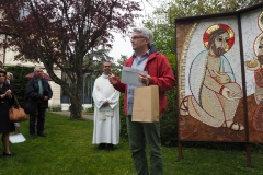Témoignage de Michel Colin, adjoint du Vicaire épiscopal